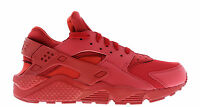 Nike Air Huarache Varsity Red/Triple Red Men's Trainers All Sizes  (318429-660)