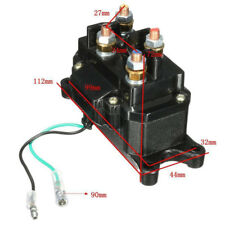 12V 200A Winches Contactor Solenoid Relay Switch Refit PGS Fits ATV UTV Polaris