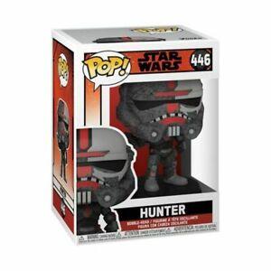 Star Wars: The Bad Batch - Hunter Pop! Vinyl-FUN55500-FUNKO