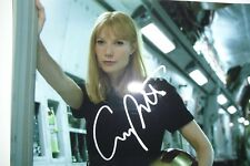 "IRON MAN photo signed by GWYNETH PALTROW ""Pepper Potts, with COA, 8x10"