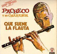 "PACHECO Y SU CHARANGA ""QUE SUENE LA FLAUTA"" LATIN JAZZ FRENCH LP ROULETTE 582"
