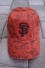 Arizona GIANTS 2016 Rookie League Team Signed Hat Autograph (47) HEYWARD Drabek