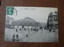 CPA Roubaix Les Halles Brasserie