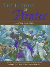 The History of Pirates  Konstam, Angus  Good  Book  0 Hardcover