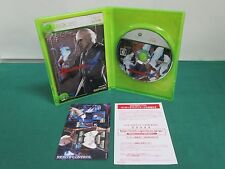 Xbox360 -- DEVIL MAY CRY 4 -- JAPAN. GAME. Work. 50524