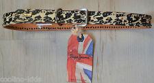 Pepe Jeans London Girls scmaler cinturón con tachuelas miniedu talla m