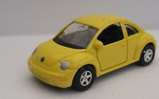 Welly. Volkswagen Beetle. Scale 1/60
