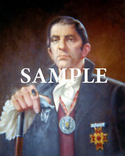 Dark Shadows BARNABAS COLLINS  PORTRAIT 8 x 10 PHOTO #5000