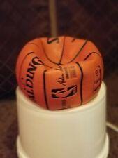 "Brand New Spalding Nba Replica Full Size Game Ball Basketball 29.5"""