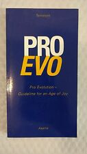 Pro Evo : Pro Evolution -- Guideline for an Age of Joy by Tomotom (2002, Paperba