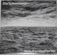 """7"""" Vinyl Single Draußen vor der Tür Limitiert 2000 NEU DIE TOTEN HOSEN - oi punk"""