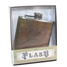 METAL MORPHOSIS FLASK Holy Water, New in Retail Packaging