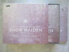 Rimsky-Korsakov: Snow Maiden - Angelov, Zemenkova - 3 CD s West Germany no ifpi