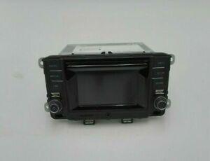 Original VW Polo 6C 6R Display Navi SD Karte CD Aux-In Unit Rechner 6C0035867F