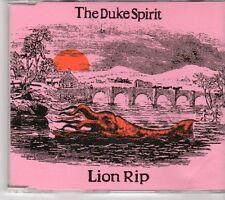 (EX747) The Duke Spirit, Lion Rip - 2005 DJ CD