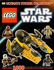 Lego Star Wars Ultimate Sticker Collection by Dorling Kindersley Inc (Paperback