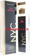 5TH AVE NYC 4.2 OZ EDP SPRAY FOR WOMEN NEW IN A BOX BY ELIZABETH ARDEN