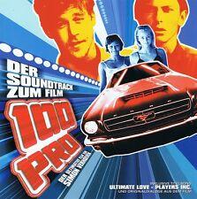 100 Pro - Soundtrack CD NEU Verhoeven OST Echorausch Flo Und Marcel Infected