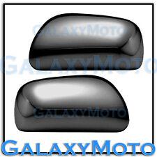 2004-2009 Toyota Prius Triple Black Chrome plated ABS Mirror Cover Trim Kit