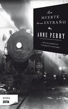 Muerte de un extraño (Negra Zeta) (Spanish Edition) by Anne Perry in Used - Ver