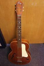 Vintage Acoustic Guitar Kay 37 Super Grand Auditorium 1952-1965 PARTS OR REPAIR