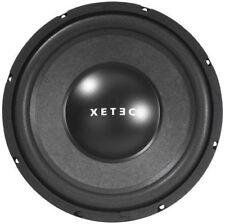 Xetec X10DVX NEU Subwoofer X10 DVX 25cm 2 x 250 Watt rms 2 x 4 Ohm