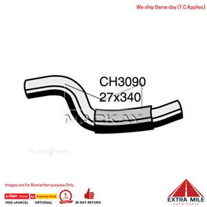 CH3090 Radiator Upper Hose for Toyota Paseo EL54R 1.5L I4 Petrol Manual & Auto