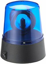 LAMPEGGIANTE A LED BLU AUTO FESTE PARTY IDEA REGALO 12 x 10 x 10 cm 3 PILE AA