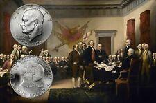 1976 Bicentennial Eisenhower Dollars