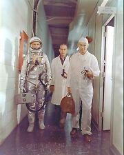 John Glenn walks to Launch Pad for Mercury-Atlas 6 mission Photo Print