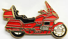 NEW Honda Goldwing GL1500 TS Collectors Enamel Pin Badge from Fat Skeleton