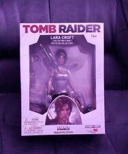 TOMB RAIDER Lara Croft GAMEFORGED Collectable Bust SQUARE ENIX 2013