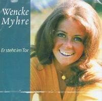 Wencke Myhre - Er steht im Tor - Ihre großen Erfolge - CD Album NEU - Hits Beste