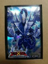 Yugioh Custom Card Sleeves Trishula, Dragon of the Ice Barrier 50 Pieces 62 mm X