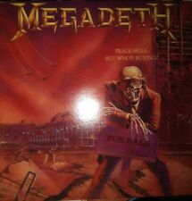 Megadeth – Peace Sells... But Who's Buying? Lp 1st press US