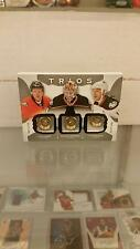 THE CUP 2015/16 TRIPLE BUTTONS 1/1 Correy Perry Ryan Getlaf Frederick Andersen