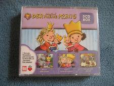 Der kleine König * 3 CD-Box * NEU * originalverpackt  * 6 Geschichten *