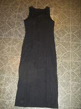 Siguiente Izquierdo Talla 3 Negro Vestido de Tubo de Crochet Baúl Top Sexy