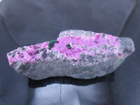Cobaltoan Calcite, Origin Unknown, Cabinet Sized Specimen #T521