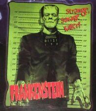 New Frankenstein Monster Plush Fleece Throw Blanket Gift Halloween Decor Killer