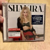 Shakira - (S/T) Shakira - Target Exclusive Deluxe Edition CD, BN Sealed