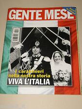 GENTE MESE=2003/12=CARABINIERI NELLA NOSTRA STORIA VIVA L'ITALIA= METAPONTO =