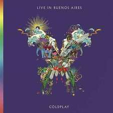 Coldpaly - Live In Buenos Aires - 2 CD NEU OVP
