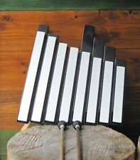 Xylophone - Metallaphone - Wing - 8 Notes in G-Major with Tuned Resonators