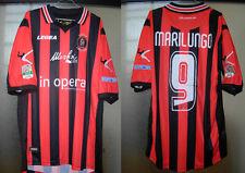 maglia shirt lanciano nr 9 marilungo new XL vers. match worn legea toppe lextra