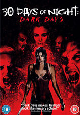 30 DAYS OF NIGHT - DARK DAYS - DVD - REGION 2 UK