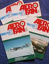 AEROFAN N 68-69-70-71-  ANNO  1999  ALI  ITALIANE
