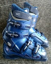 Rossignol Salto GTX Cockpit blue 285mm ski boots size 24.5, 6.5 men's, 7.5 women