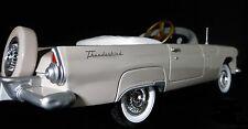 Thunderbird Pedal Car 1956 Ford A Vintage Hot T Rod Biege Midget Metal Model
