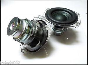 "For JBL 3""inch 4Ohm 4Ω 30W subwoofer Speaker Steel magnetic Loudspeaker Audio"
